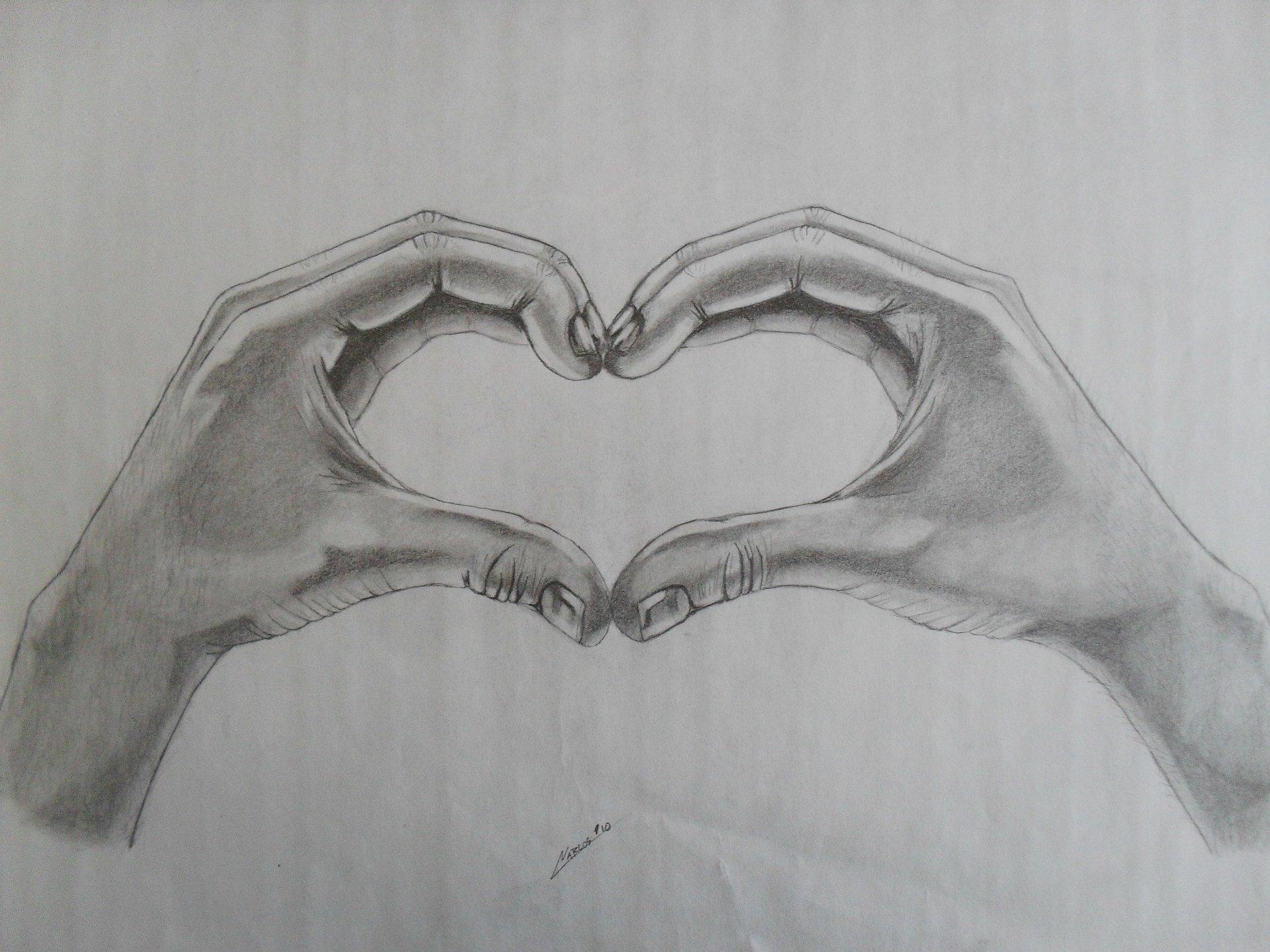 Dibujos A Lapiz De Amor: Dibujos De Amor A Lapiz Chidos Alojamiento De Imgenes