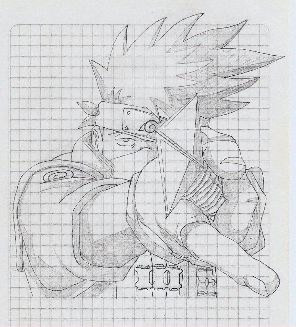 Kakashi Hatake Por Atzukhy Dibujando
