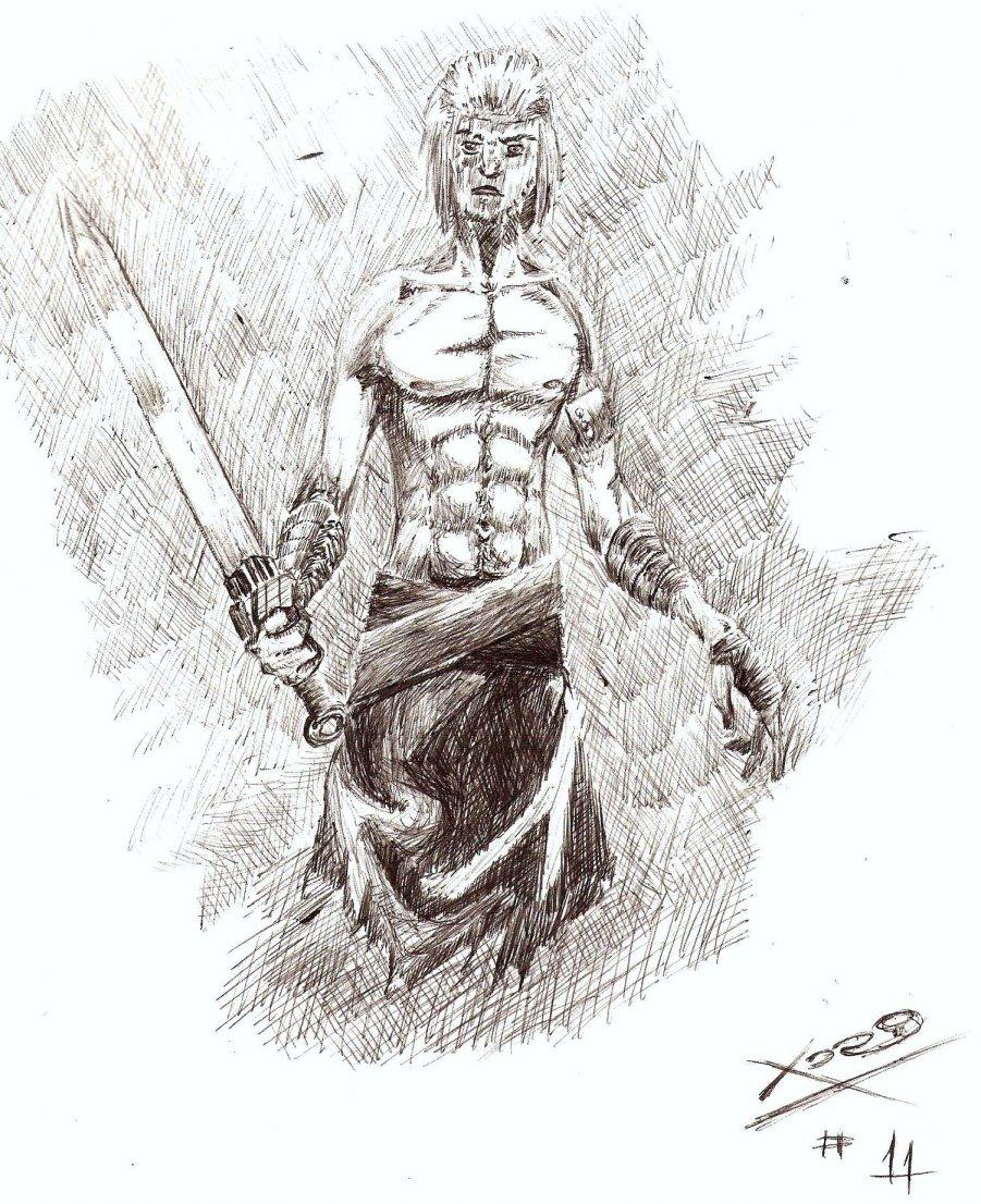 Boceto_rapido_un_gladiador_15569.jpg