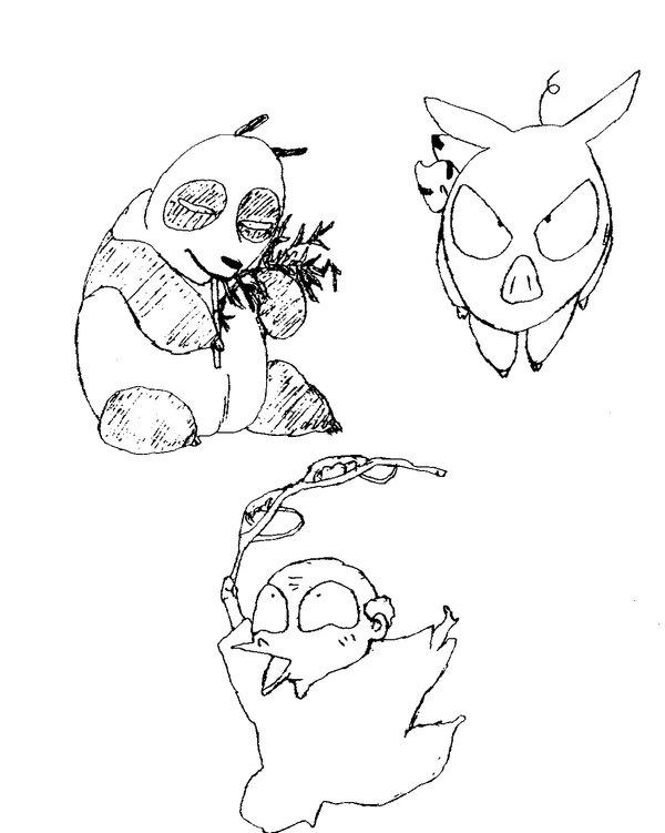 Galer genes mics fan art dibujando