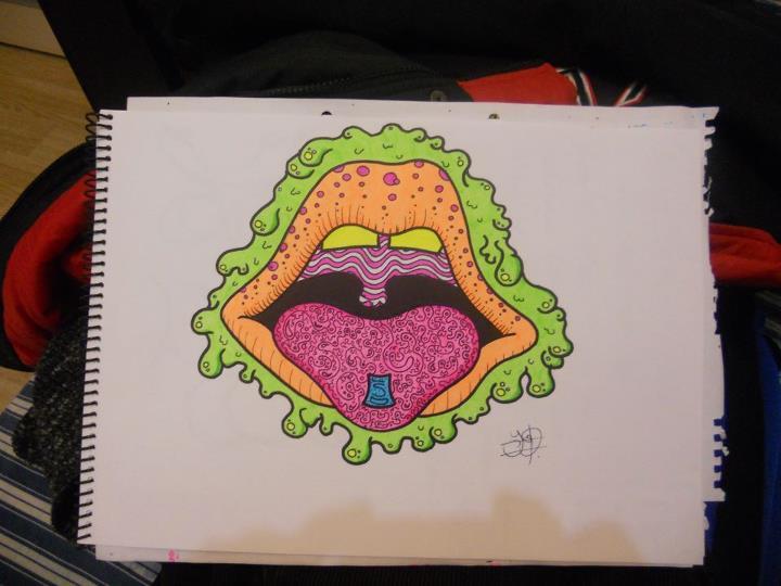 dibujos psicodelicos - Envíos - Más populares | Dibujando