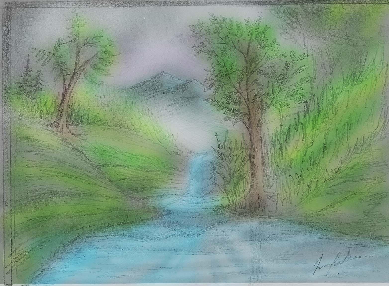 Dibujando con superposici n de colores en photoshop paso - Quitar humedad del ambiente ...