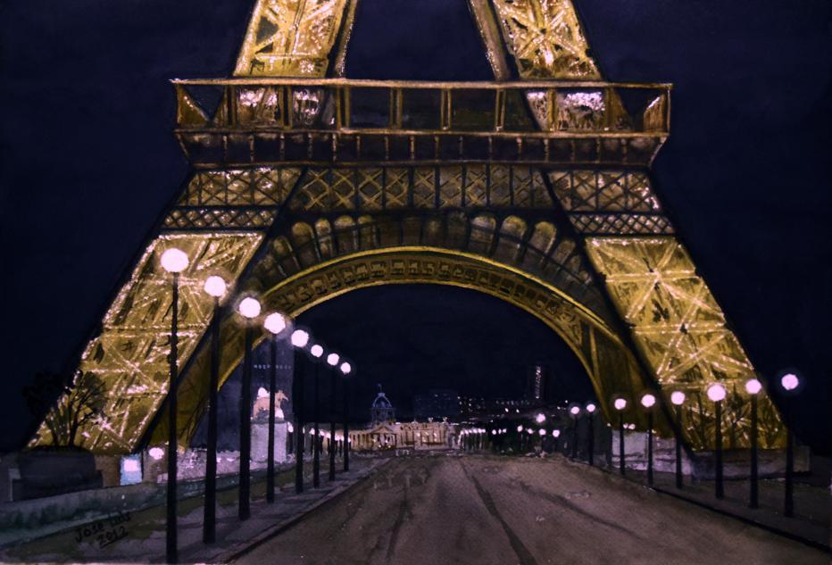 Dnde ir a correr en Pars? - Oficina de turismo de Paris