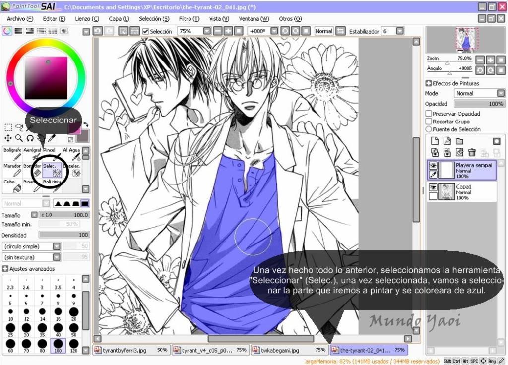 PaintTool SAI ... - SYSTEMAX Software Development