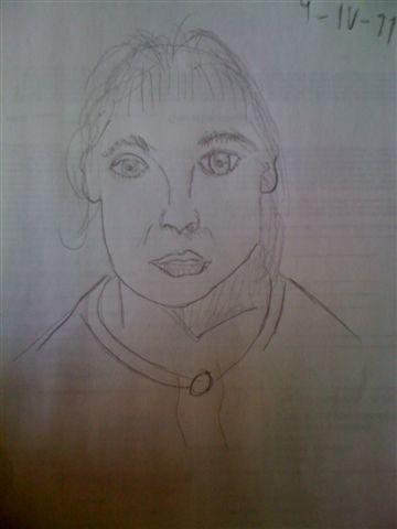 Dibujar Retratos Desde Cero Por Maria26 Dibujando