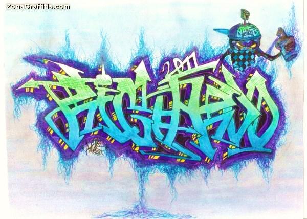 graffiti_wildstyle_ricardo_60022. Graffiti Wildstyle Ricardo