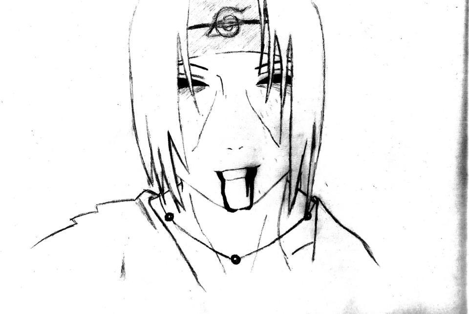 Imagenes De Naruto Shippuden Para Dibujar Itachi picture gallery