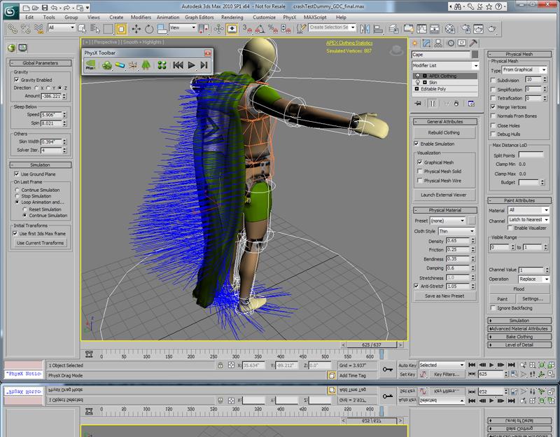 Dise ar personajes en autodesk 3ds max y hacer una for Modelar habitacion 3d max