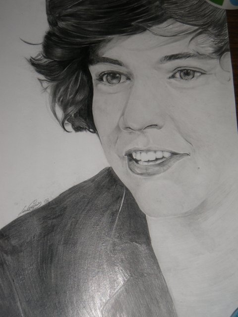 Harry Styles mala calidad. - Imágenes de Retratos en Temática