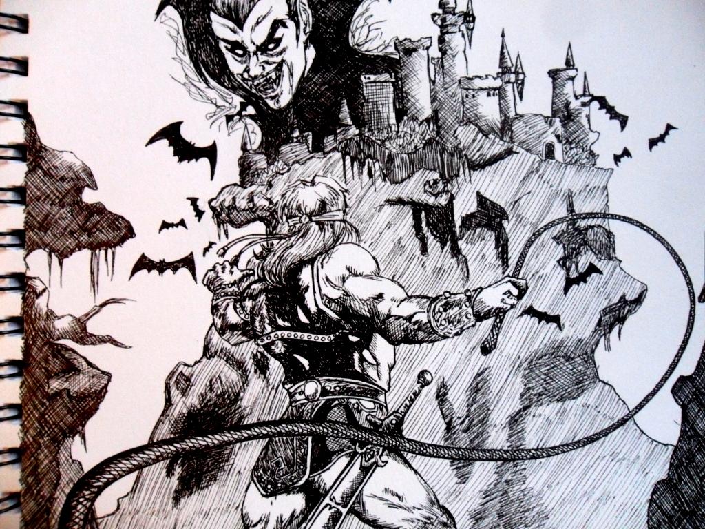 Dibujo Bloody Roar: Yugo