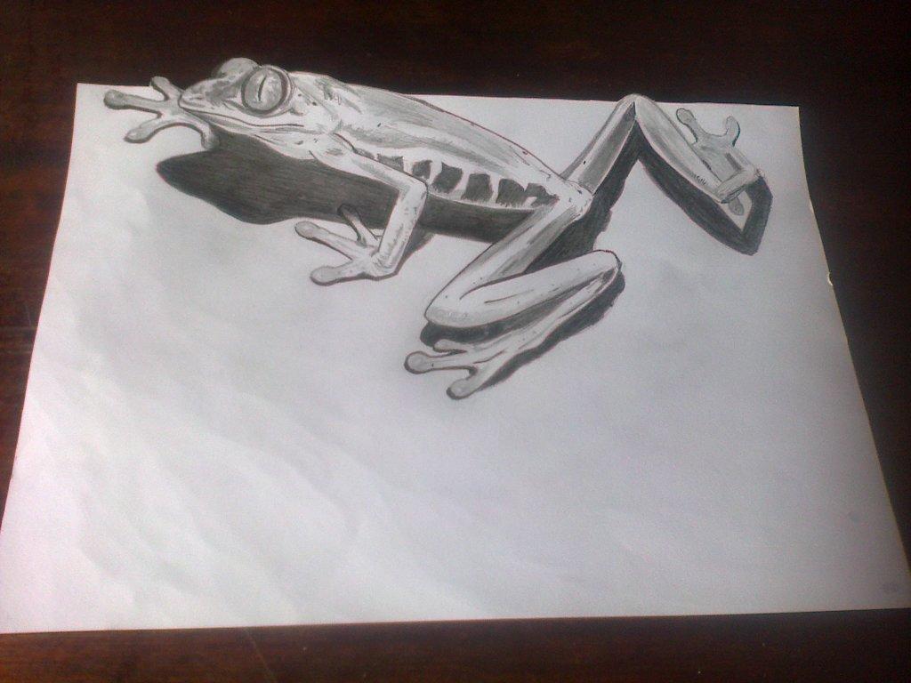 Cobrando Vida Por Juliobarillas Dibujando