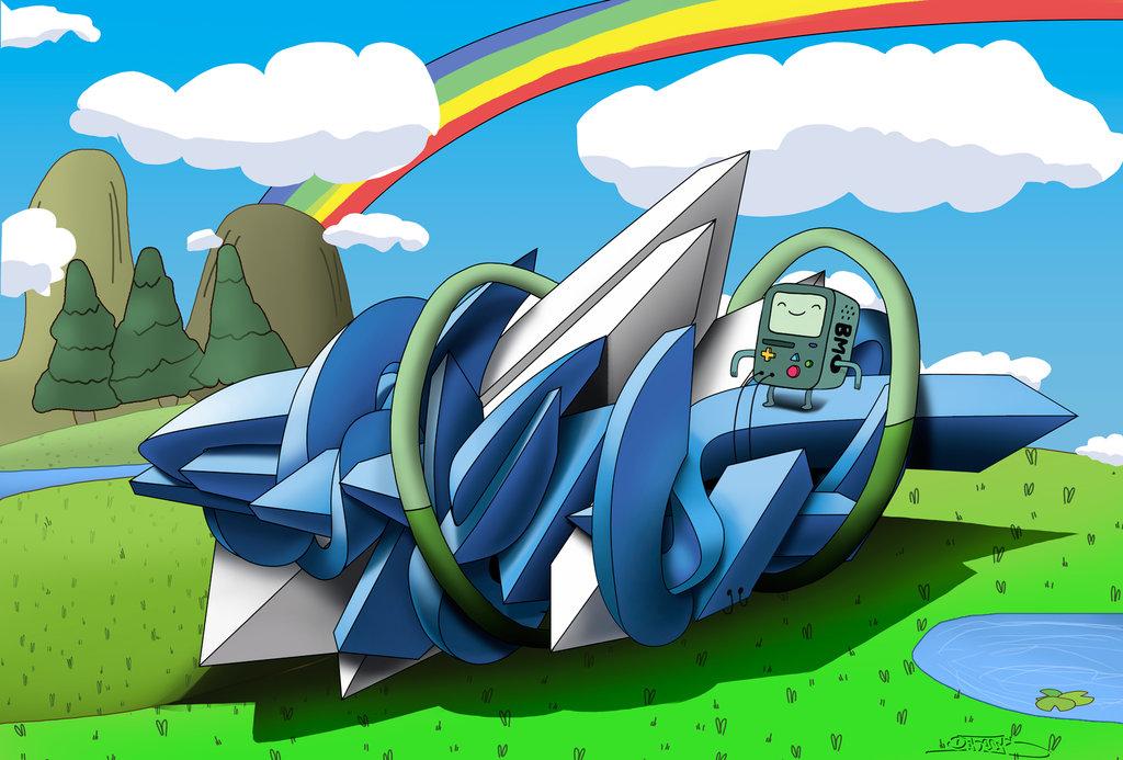 graffiti_digital_hora_de_aventura_73258.jpg