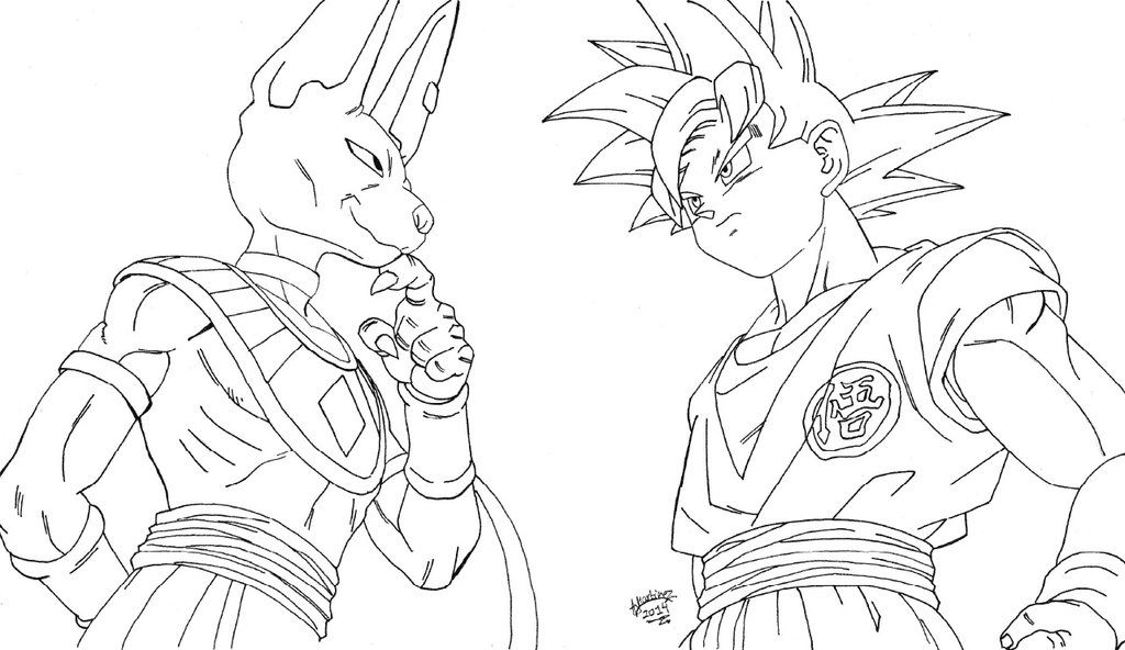 lineart_goku_vs_bills___dragonball_z_battle_of_god_by_triigun_d72ed3v_233724.jpg