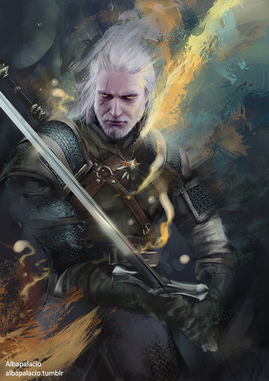 The Witcher Lord Of The Rings