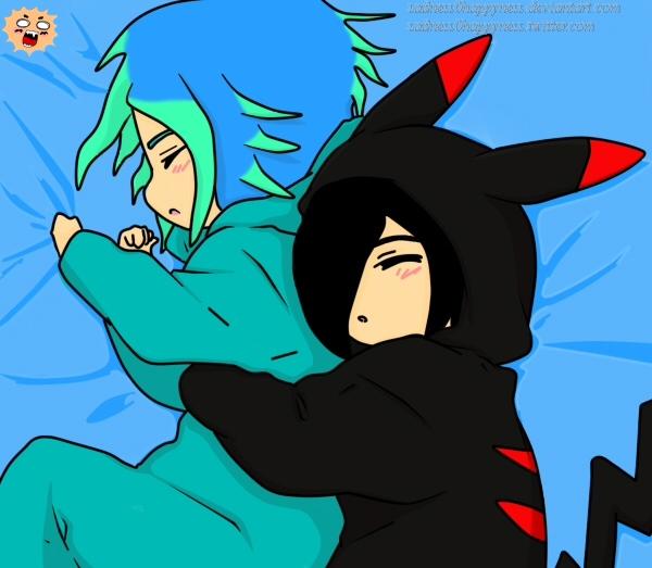benjamin_y_deadhero_chiby_picachu_pijama_317865.jpg