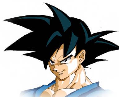 Imajenes de  transformaciones de Goku